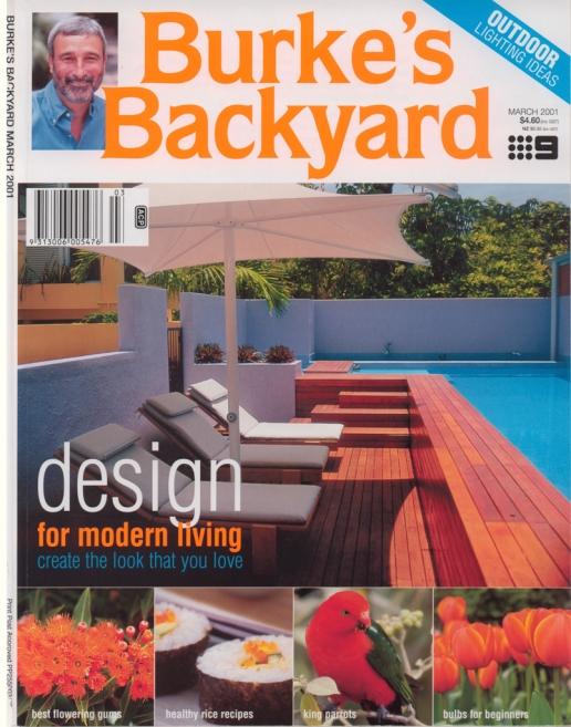 Burkes Backyard Magazine 001