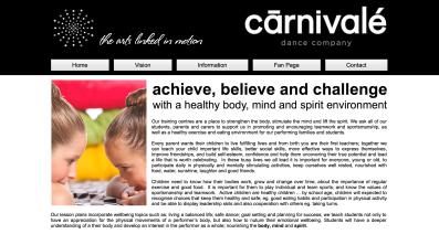 Carnivale Dance Co Website 004