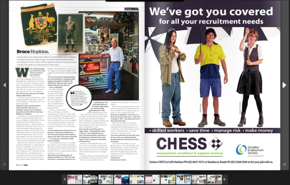 CHESS Employment Services Media 002