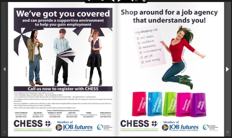 CHESS Employment Services Media 005