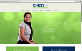 CHESS Employment Services Website 003