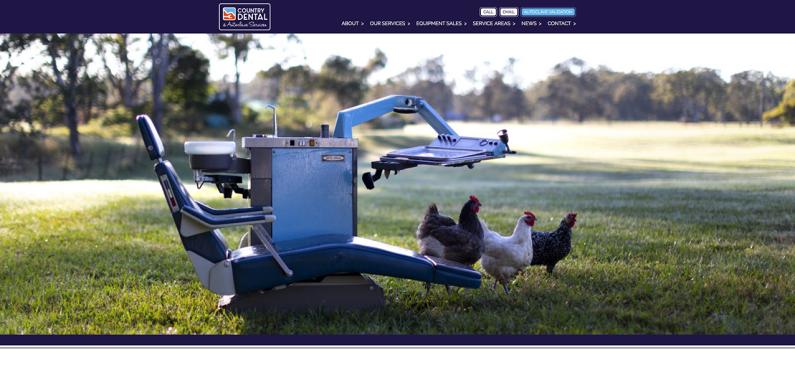 Country Dental Website 001