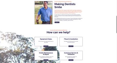 Country Dental Website 002