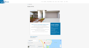 Balance Design and Construction Website 001