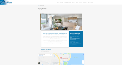 Balance Design and Construction Website 003