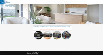 Balance Design and Construction Website 004