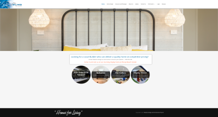Balance Design and Construction Website 007