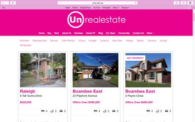 UnReal Estate Properties 001a